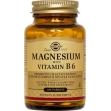 Magnesio b6 250 comp solgar