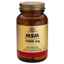 MSM 1000MG 60CAPS METILSULFONILMETANO SOLGAR