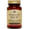 Vitamin d3 2200iu 50c solgar