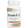 Vitamina b12 2000 mcg.90 comp.solaray