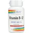 Vitamina b12 2000 mcg.90 comp.solaray