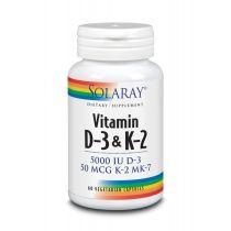 VIT D3 - K2 C/60 CAPS
