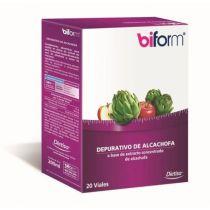 DEPURATIVO CONCENTRADO DE ALCACHOFA 20VIALES DIETISA (NUEVO FORMATO)