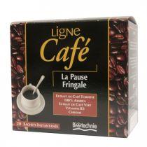 LIGNE CAFE 20 SOBRES SOLUBLES BIOTECHNIE