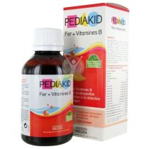 PEDIAKID Hierro y vitaminas B