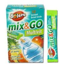 SABORIZANTES BOLERO MIX&GO 1SOBRE PARA 500ML/UD SABOR MULTIVIT