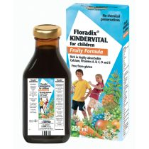 FLORADIX KINDERVITAL 250ML CALCIO + VITAMINAS