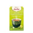 Te verde matcha limon - yogi tea