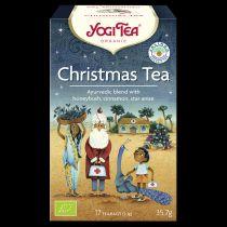 CHRISTMAS TEA ECOLOGICO 17 FILTROS YOGI TEA