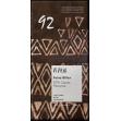 Chocolate n. 92% con azucar de coco bio 80g