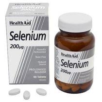 SELENIUM 200MCG 60CAPS HEALTHAID