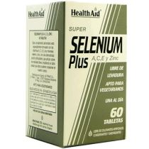SELENIUM PLUS ACE+ZINC 60COMP HEALTH AID