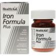 Strong iron formula hierro 100 comp health aid