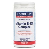 COMPLEJO VIT B-100 complex lamberts