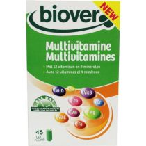MULTIVITAMINA 45 COMP BIOVER