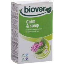 CALM & SLEEP 15 GRAGEAS BIOVER