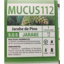 MUCUS 112 JARABE 150ML DIETMED ACCION INMEDIATA S.O.S