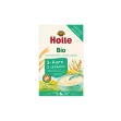 Papilla 3 cereales integrales bio holle 250 gr
