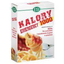 KALORY EMERGENCY 1000 24CAPS ESI CON CROMO FASEOLAMINA CROMO Y AMINOACIDOS