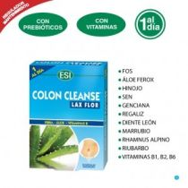 COLON CLEANSE FIBRA ALOE VIT B Y FOS 30CAPS ESI