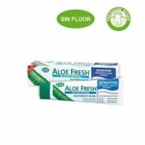 ALOE FRESH DIENTES SENSIBLES 100ML ACCION RETARD GEL SABOR MENTA GLACIAR ESI