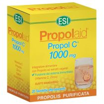 PROPOL C 1000MG 20 EFERVESCENTES PROPOLAID ESI