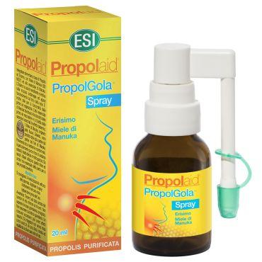 PROPOLGOLA SPRAY 20 ML ESI PROPOLIS ERISIMO Y MIEL DE MANUKA