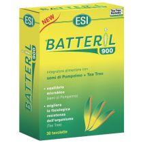 BATTERIL 900 30 TABLETAS CON SEMILLAS DE POMELO Y ARBOL DEL TE