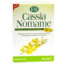 CASSIA NOMAME FORMULA CONCENTRADA 500MG 60CAPS ESI