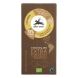 Tableta de chocolate negro con jengibre bio 50 gr