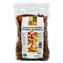 MACARRONES DE ESPELTA INTEGRAL 500GR