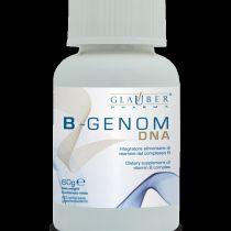B GENOM DNA 60 COMP GLAUBER PHARMA