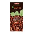 Chocolate negro stevia con avellanas 125 g
