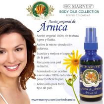 ACEITE ARNICA 100X100 50ML MARNYS