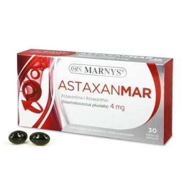 ASTAXANMAR 4MG 30MG MARNYS
