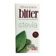 Chocolate negro bitter stevia