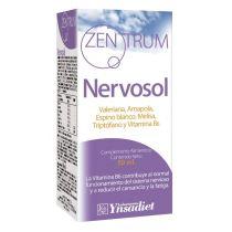 NERVOSOL ZENTRUM 50ML YNSADIET B6, VALERIANA, AMAPOLA, ESPINO, MELISA..