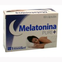 ZENTRUM MELATONINA PURA + 60 CAPS YNSADIET