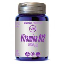 VITAMINA B12 1000MCG 60CAPS. YNSADIET