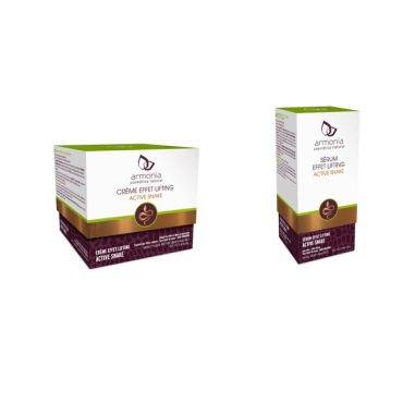 PACK TRATAMIENTO INTEGRAL ANTIARRUGAS VENENO DE SERPIENTE SERUM Y CREMA EFECTO LIFTING A