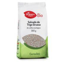 SALVADO GRUESO DE TRIGO ECOLOGICO 300GR EL GRANERO