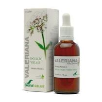 EXTRACTO VALERIANA 50 ML SORIA NATURAL
