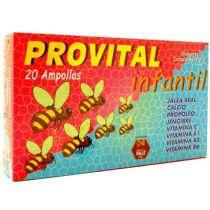 PROVITAL INFANTIL  20 VIALES NALE