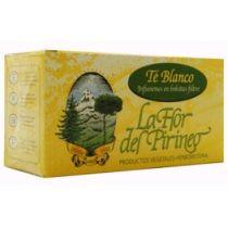 TE BLANCO INFUSION 25 FILTROS FLOR PIINEO