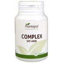 COMPLEX VIT+MIN PLANTAPOL 60 COMPRIMIDOS
