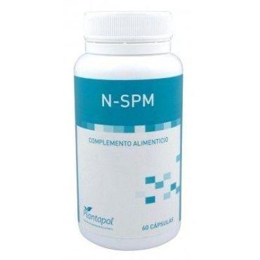 N-SPM 60CAPS. PLANTAPOL COMBATE LOS MOVIMIENTOS ESPASMÓDICOS