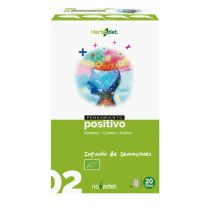 INFUSION ECOLOGICA 02 PENSAMIENTO POSITIVO HERBODIET