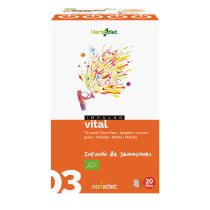 INFUSION ECOLOGICA 03 IMPULSO VITAL HERBODIET