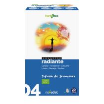 INFUSION ECOLOGICA 04 AMANECER RADIANTE HERBODIET