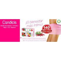 CANDICIS 30CAPS NOVADIET ARANDANO 140MG PAC, FERMENTOS, FOS...